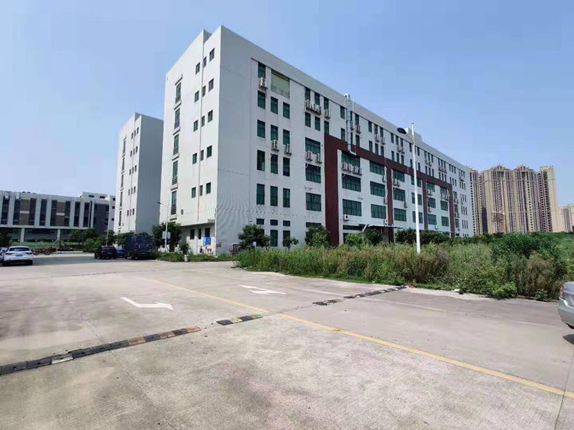 惠州博罗龙溪新出花园式红本标准厂房25000平方,证件齐全