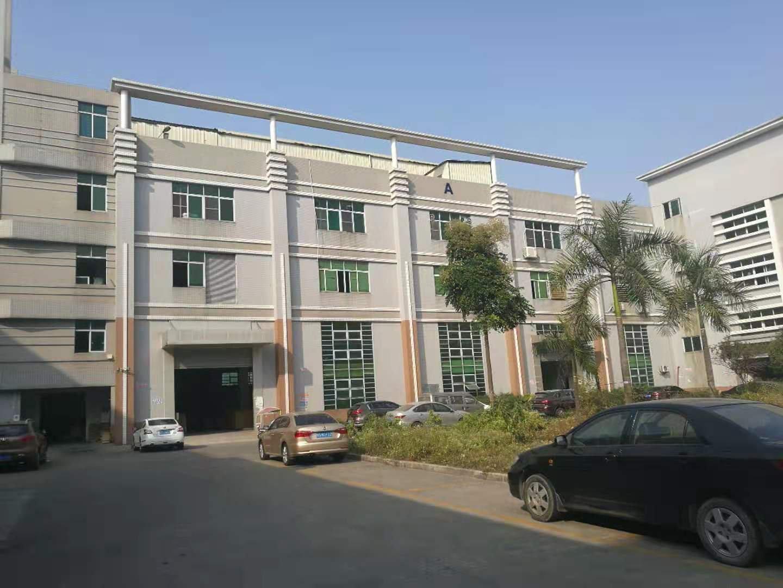 洪梅镇原房东独院标准厂房1-3层12000平层高6米工业用地