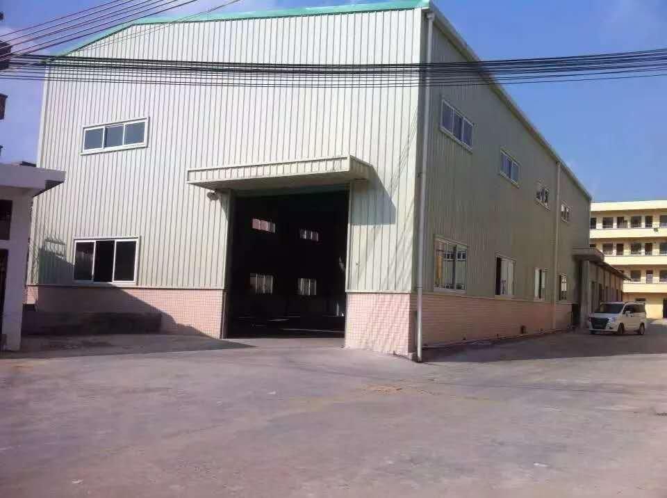 博罗龙华镇建筑4500平方永久性厂房出售