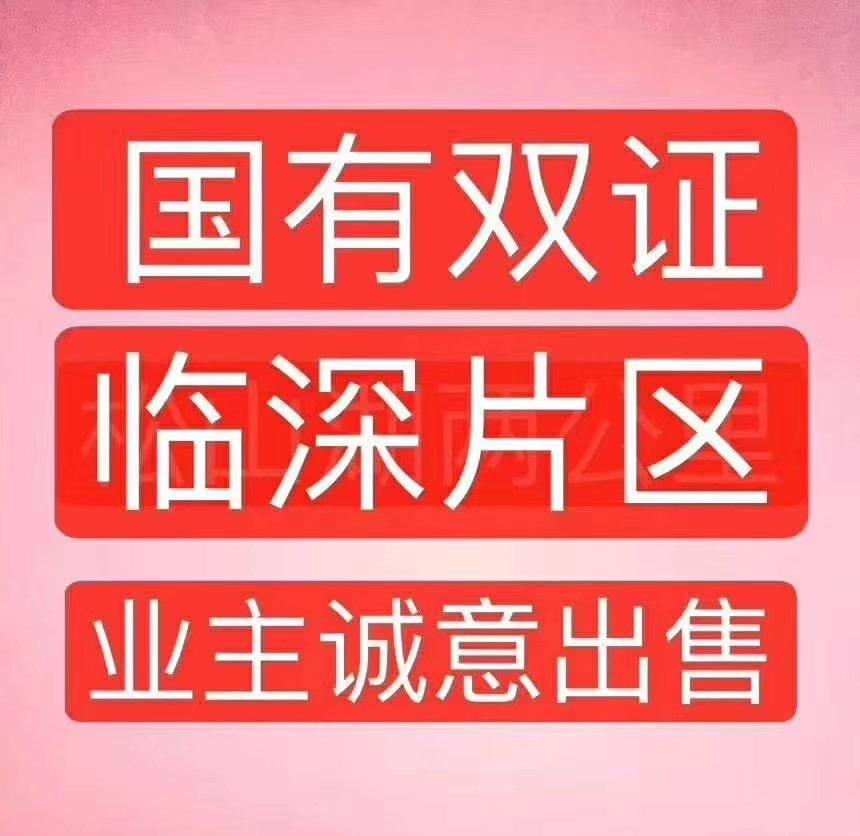 惠州250000平米国有双证厂房出售