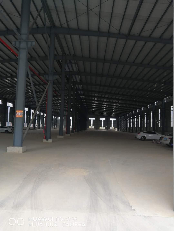 乐平工业园区全新单层独院厂房5600方,有喷粉喷油指标