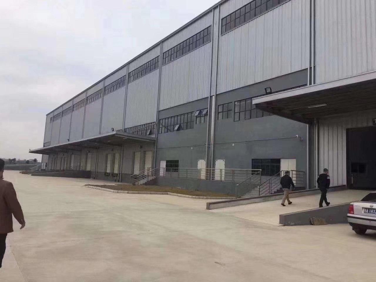 惠阳三和原房东红本独院钢构仓库物流园26888平可分租
