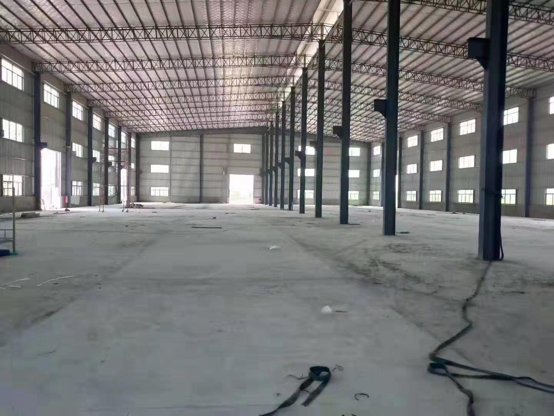 惠城水口新出独院钢结构厂房9600平方出售