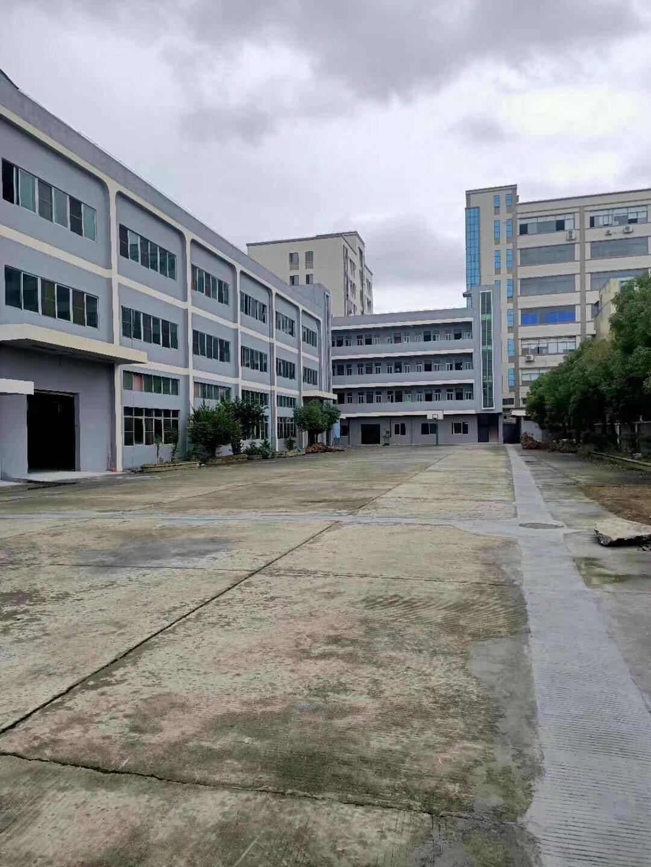 惠州龙门龙城科技园红本厂房60032平米招租9元包过环评