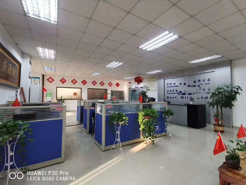 沙井镇大王山新出楼上整层1500平方出租带装修