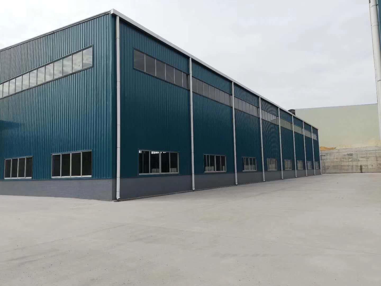 博罗县龙华全新建筑3800平方高9米钢构厂房出售