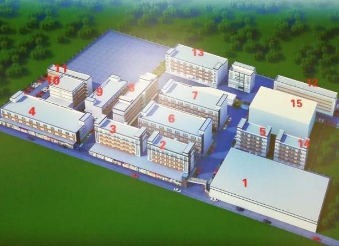 龙华区红本大面积工业园出售