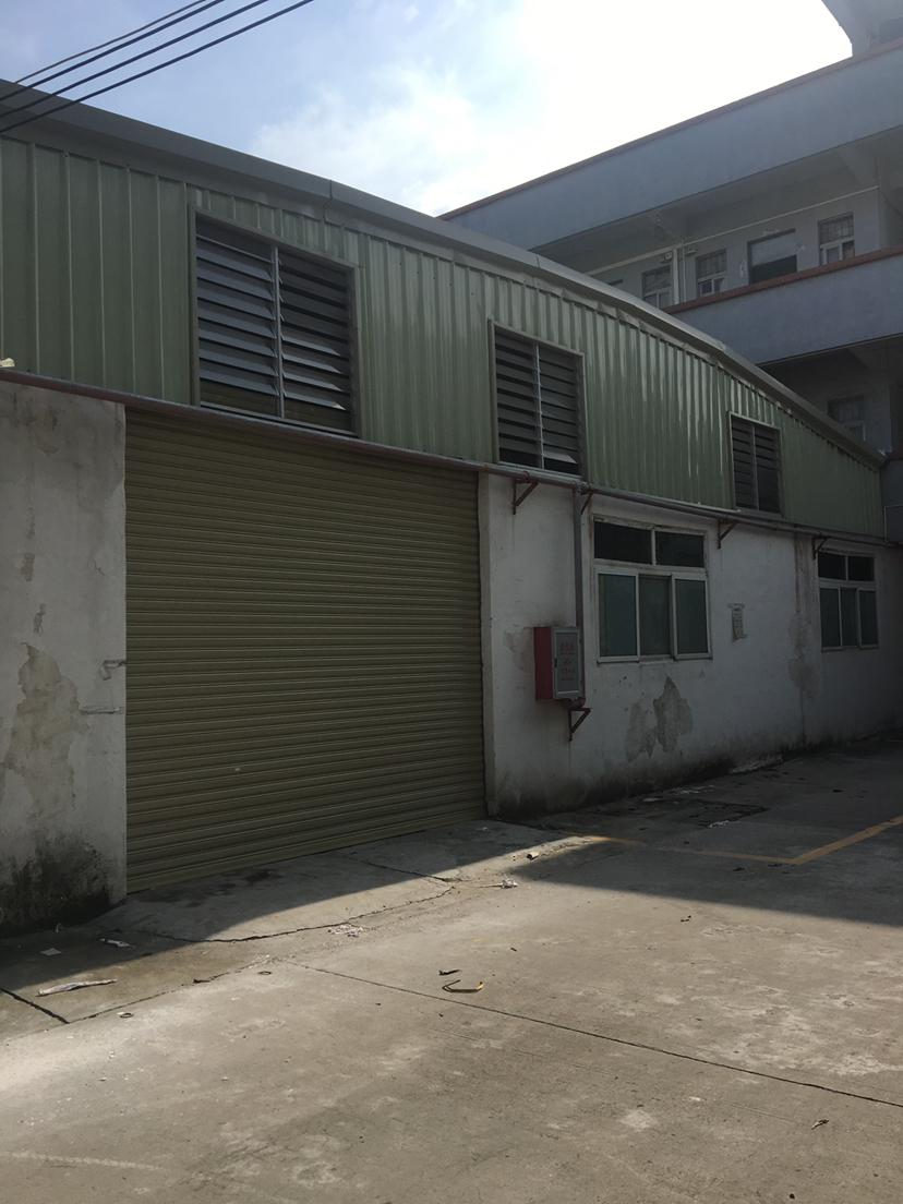 惠州博罗龙溪工业园内可做破碎塑料厂房出租800平方