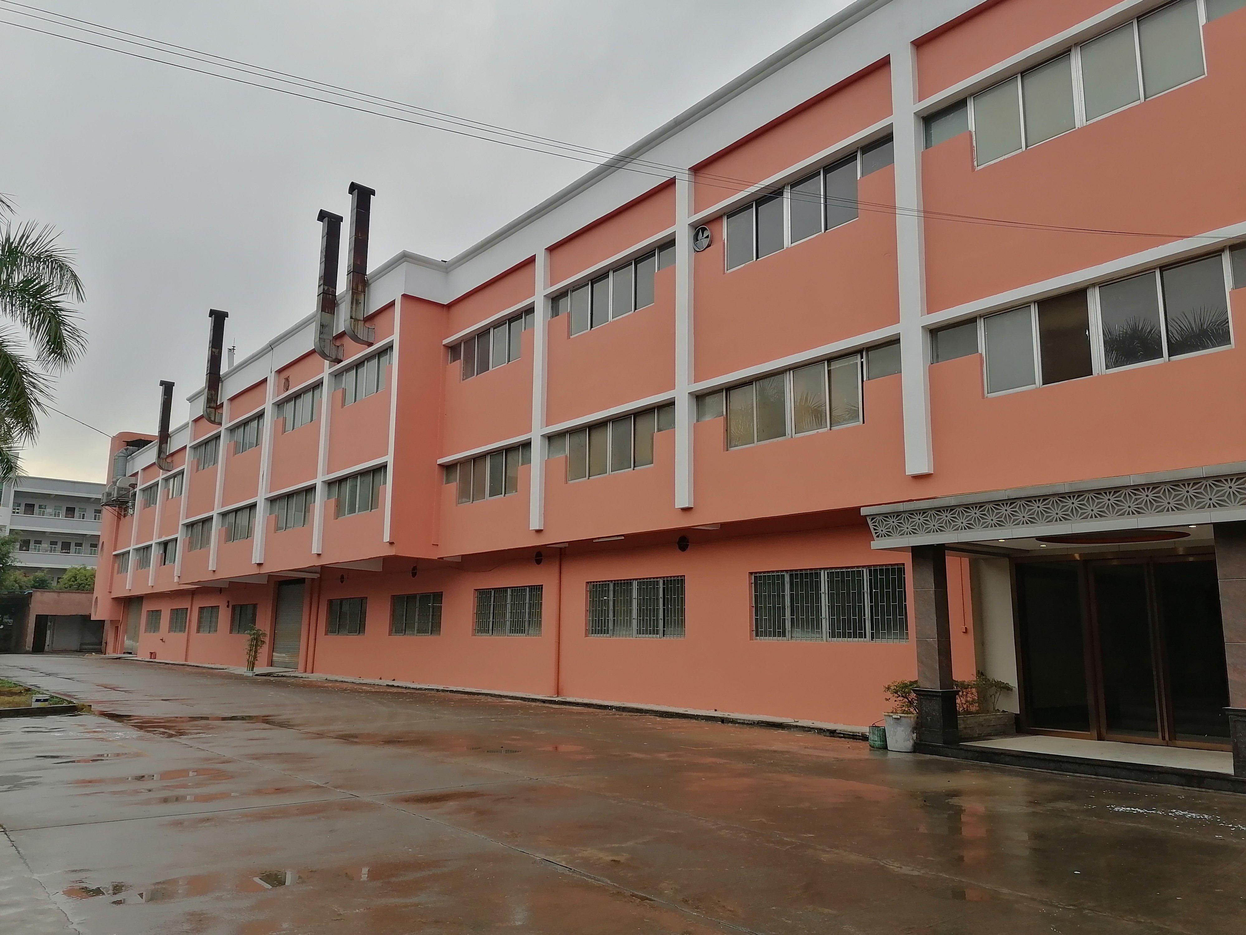 石排镇独院标准重工业厂房出租