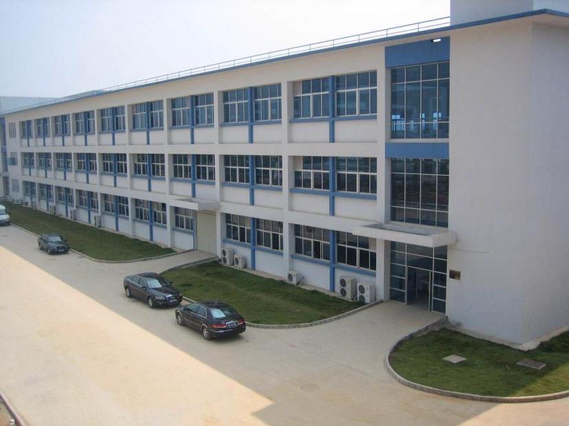 工业园3层独栋标准厂房出租,配置完善