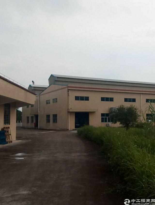 惠阳区平潭镇占地27000m²建筑7000m²国有