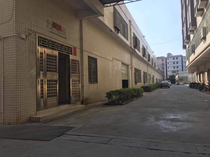惠城区汝湖原房东一楼1500平标准厂房出租