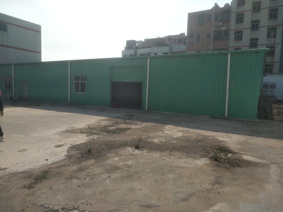 汝湖镇高速出口附近新出独门独院厂房面积2650