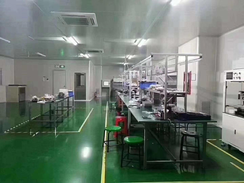 惠州惠城新出原房东无尘车间厂房1200平方,适合医疗行业。