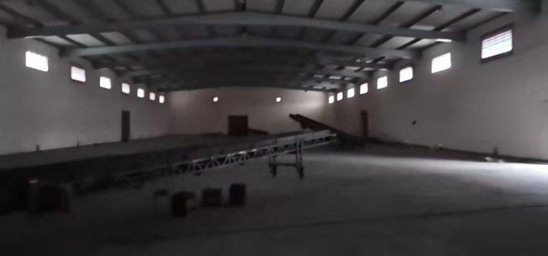 望牛墩镇独院单一层厂房2000平交通方便挂车可进车间