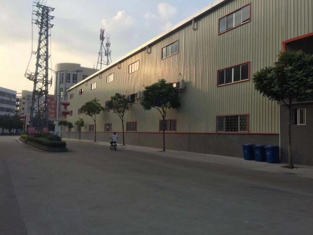 惠城新出个人带装修钢构厂房15000平方