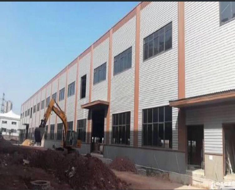 惠州市龙门80000平钢构厂房出租