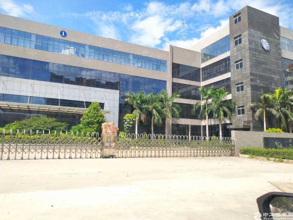 佛山三水乐平独院花园式厂房26000方出租,可做口罩,医疗等