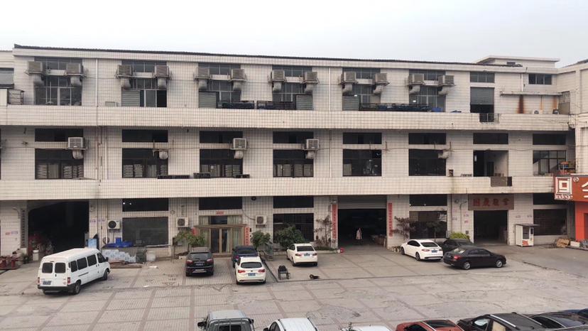 虎门繁华商业路段多层厂房出售