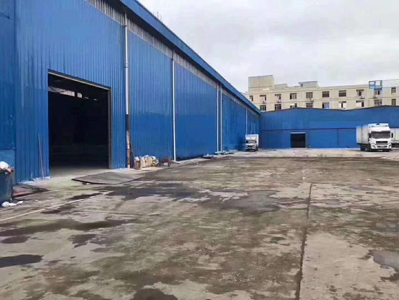 西丽4500平米钢构仓库出租