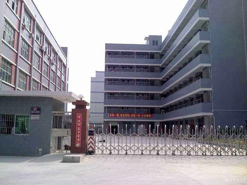惠东白花镇独门独院标准厂房5层18000平出售!独立办公室!