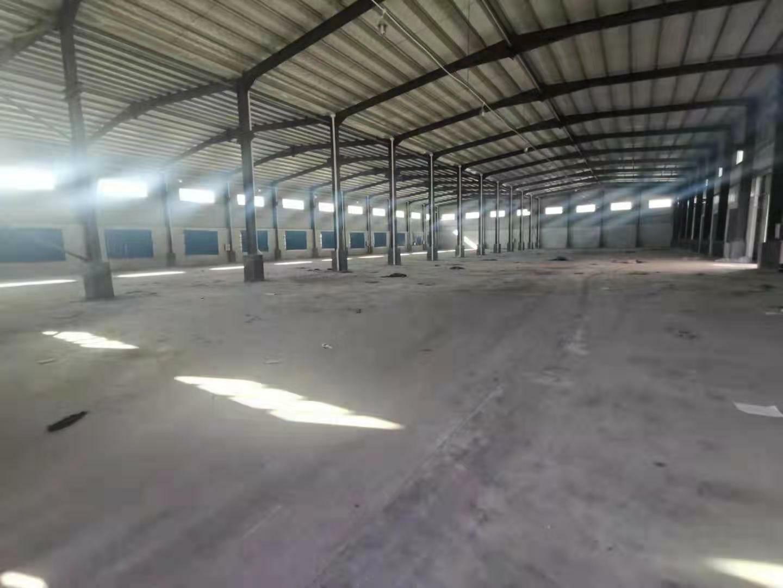 石湾镇标准单一层村委厂房出租。