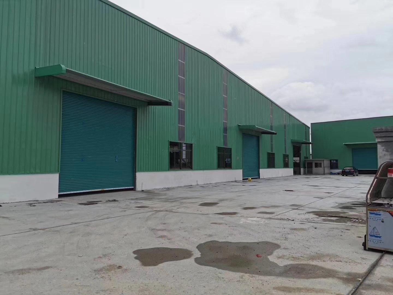 沙田新出全新钢构厂房7600平方出租
