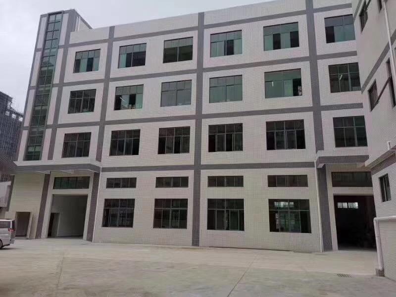 原房东出售,凤岗靠深圳最经典原房东独院厂房。