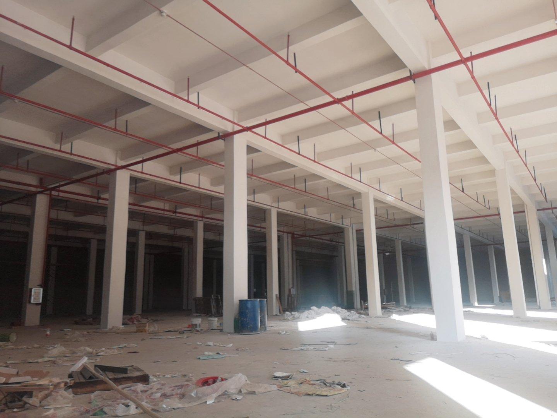 石湾重工业红本厂房出租8000平方可分租