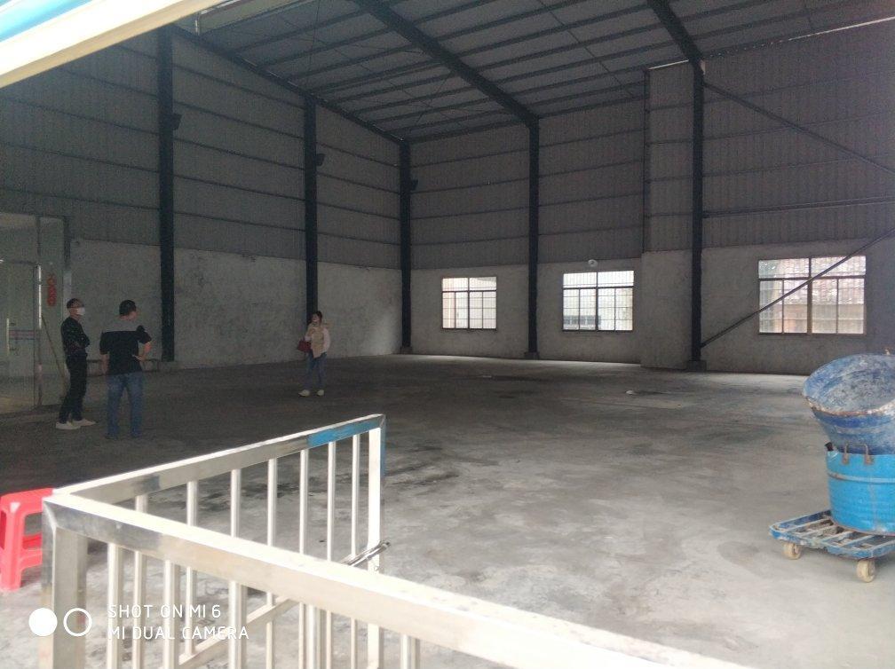 石排镇原房东本地厂房400平方可进挂车滴水8米水电齐全