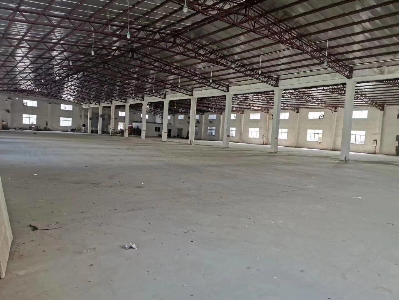 惠州惠阳新圩临深片区新出独栋钢构仓库出租3000㎡物流仓