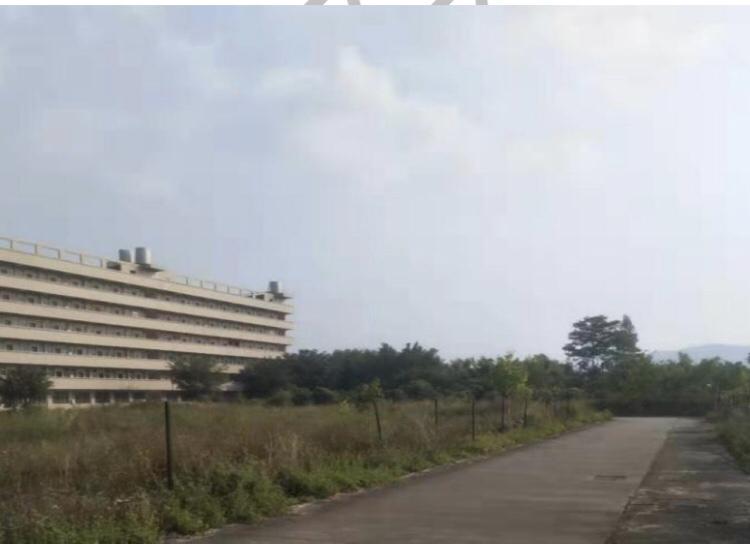 博罗县公庄镇占地76666m²厂房转让