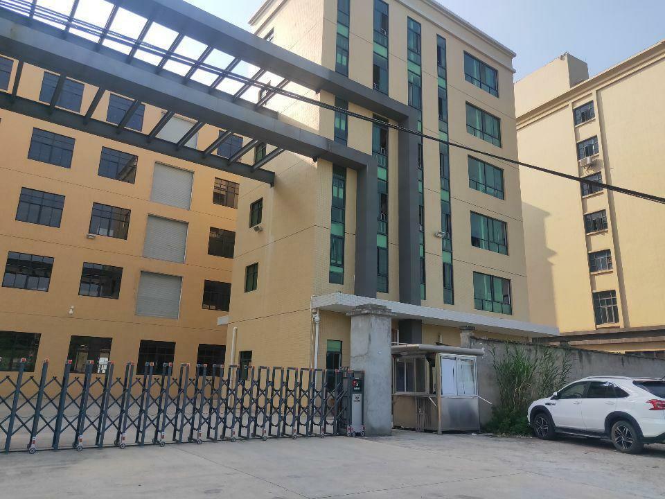 沥淋北站周边建筑面积11,500平方全新国有双证标准厂房出售