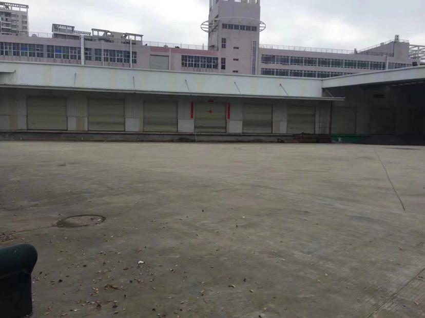 观澜新出物流仓库1500平带货台厂房招租