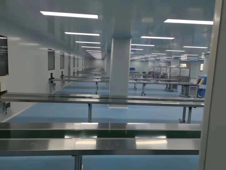 东莞原房东带十万级无尘车间出租适合口罩及医疗用品