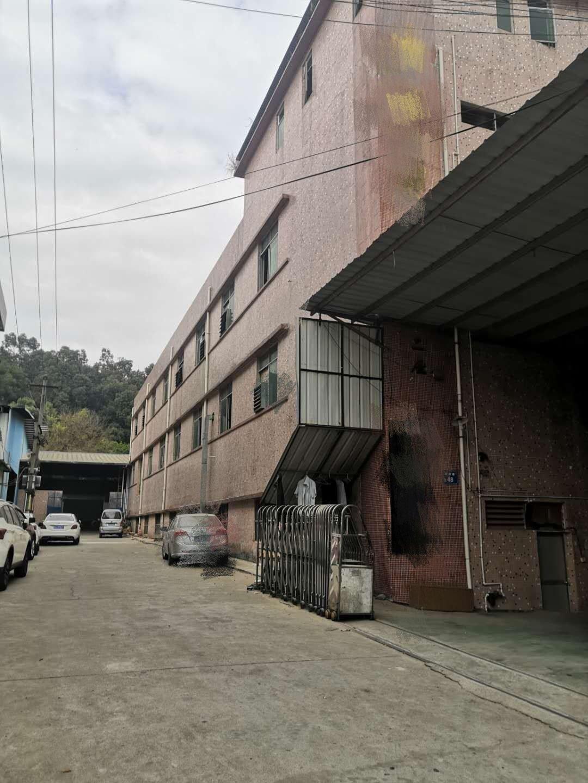 茶山成熟工业区永久性厂房3300平方转让