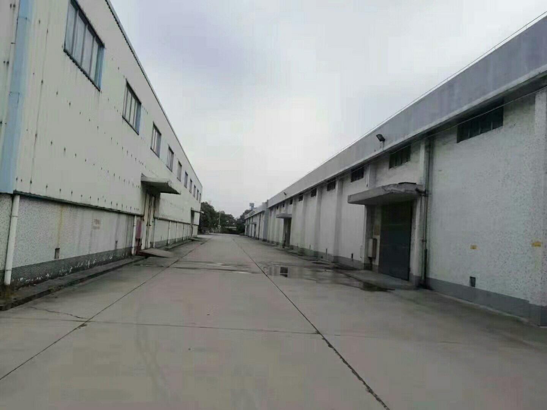 塘厦镇占地35000㎡建筑30700㎡国有证厂房出售
