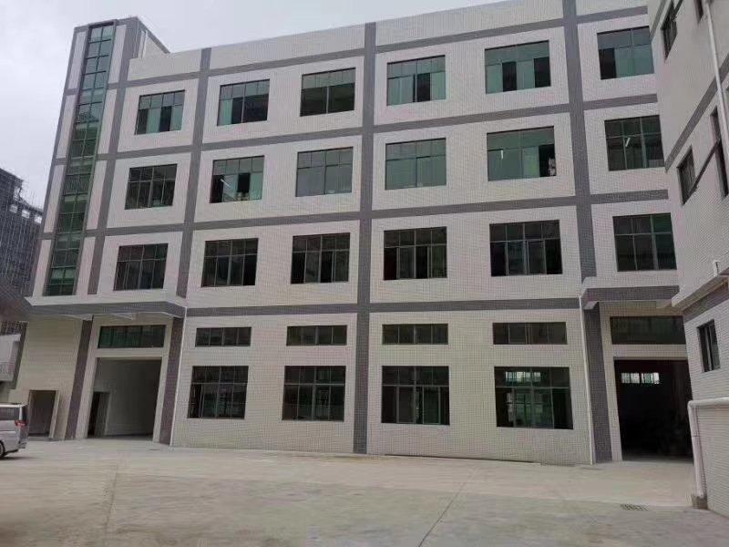 塘厦镇国有双证 建筑9100m²厂房出售