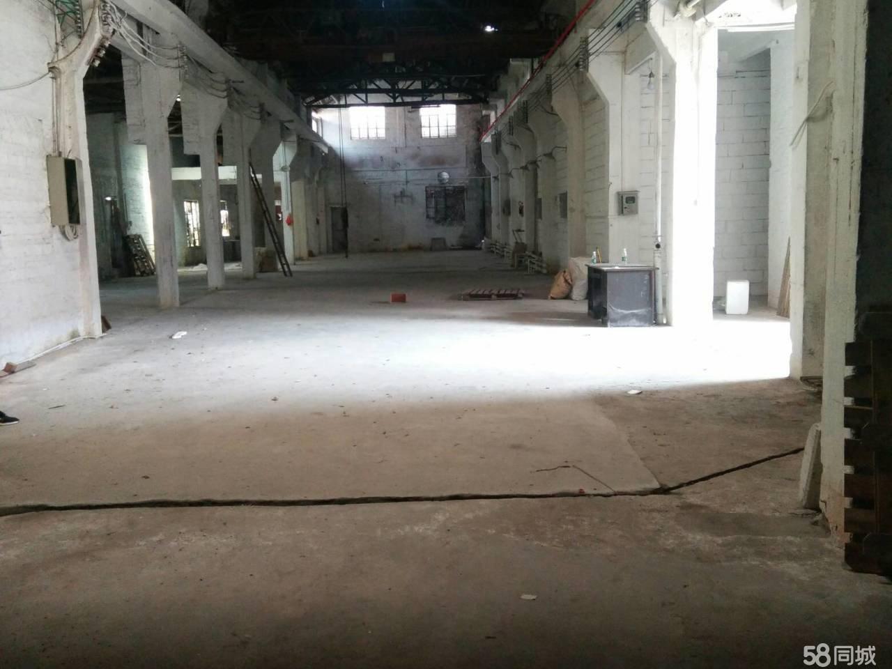 佛山勒流独门独院单一层钢构滴水7米厂房出租