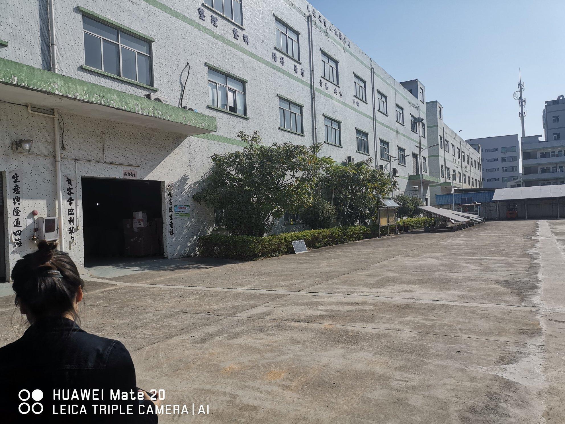 清溪谢坑村新出二楼750平厂房出租带装修