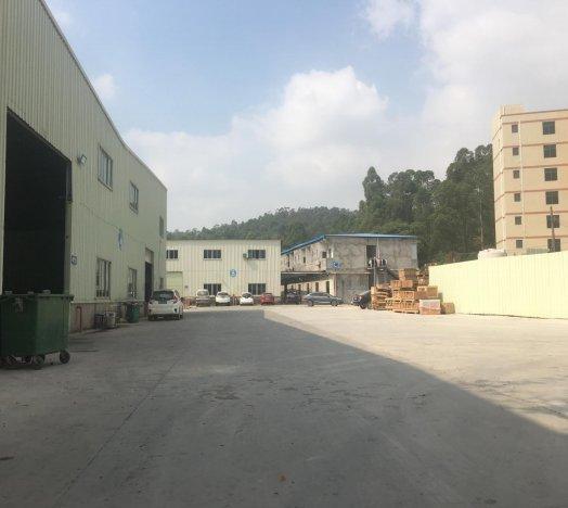 秋长占地13500㎡建筑10500㎡村委厂房出售