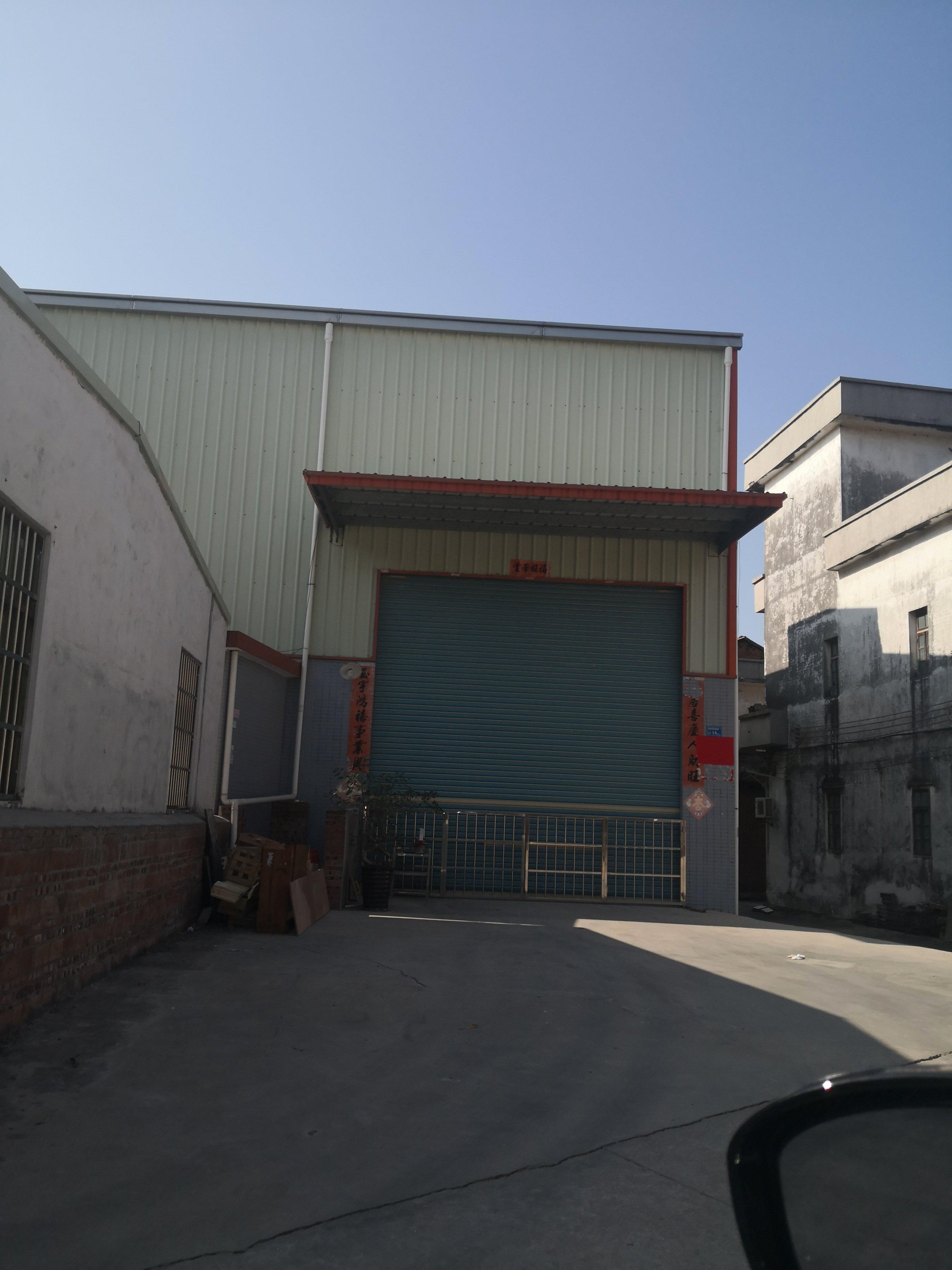 原房东单一层厂房,400平方