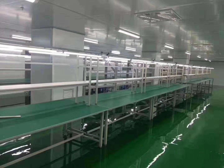 惠城区四角楼食品级无尘车间3200平 诚租口罩厂