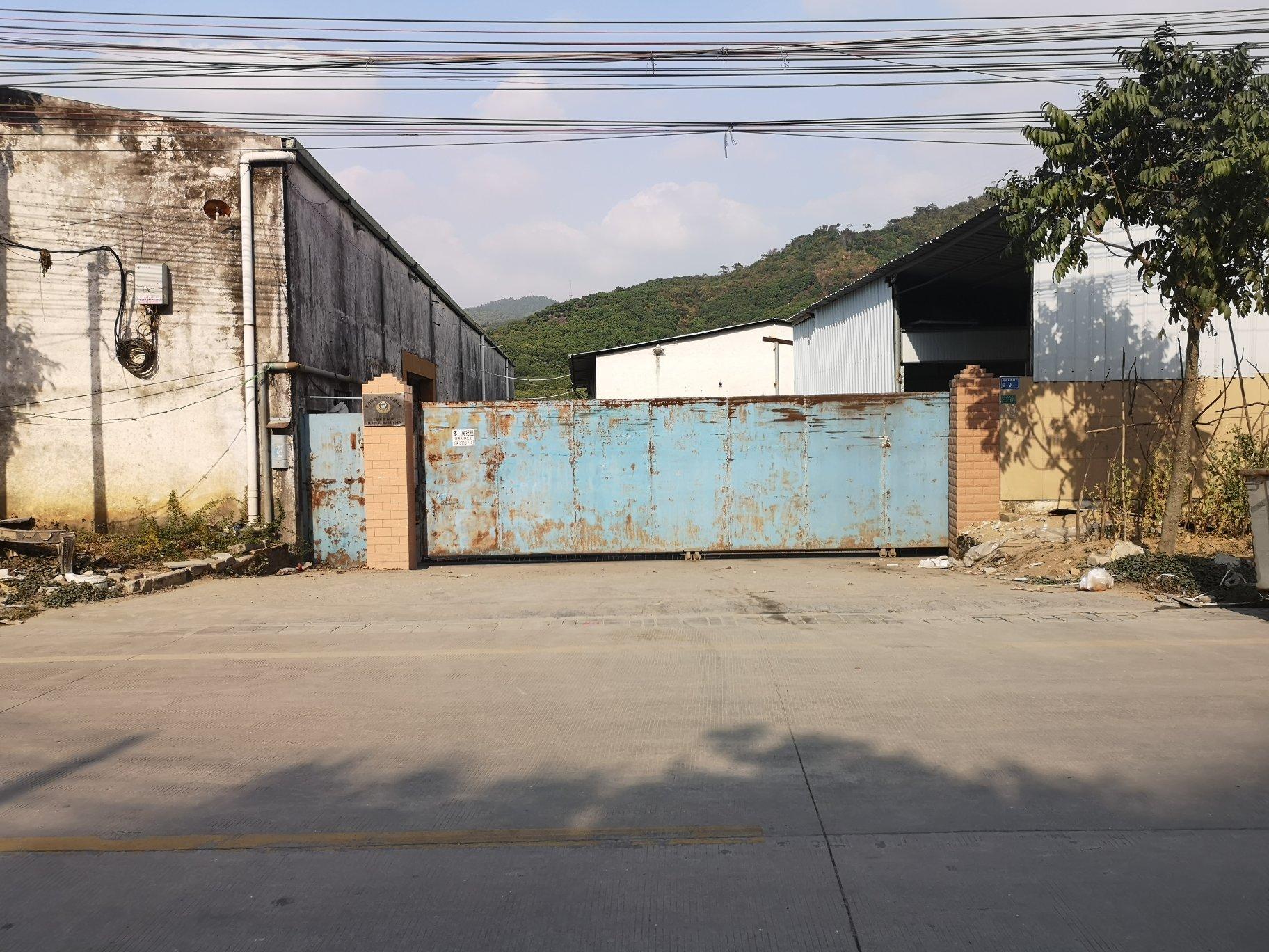 厚街镇厚大路2000平米独院仓库招租