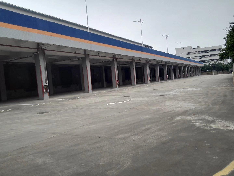 盐田港附近新出一楼3000平带卸货平台标准物流仓库