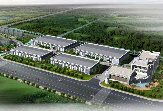 龙溪镇5万平方标准精装修厂房招租