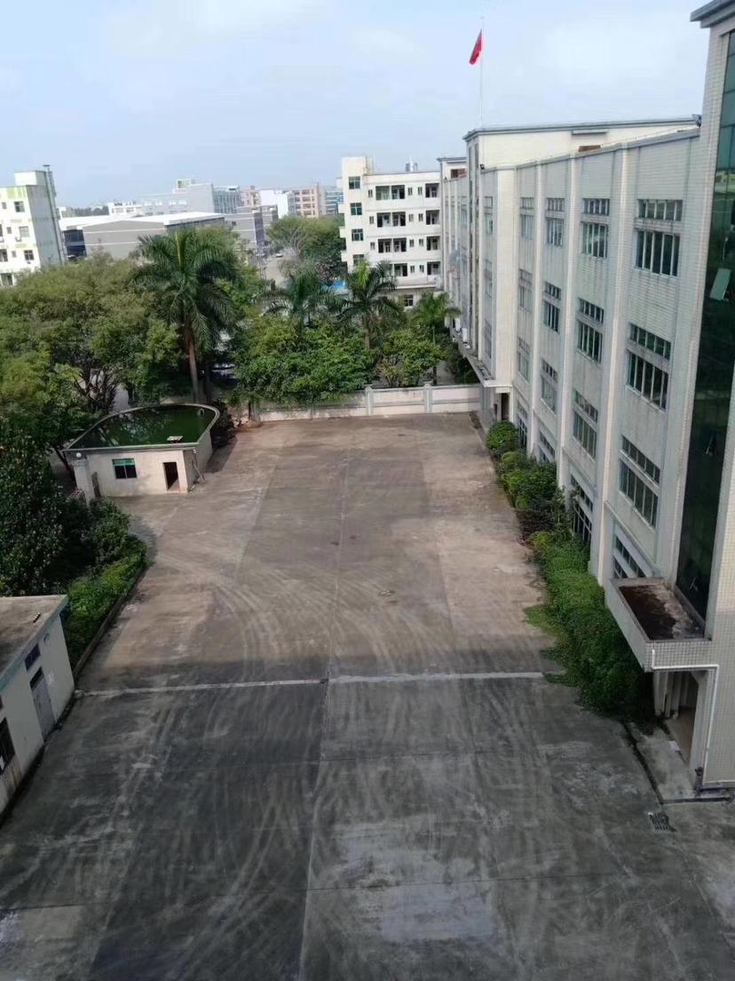 惠州博罗占地14500平方,建筑29000平方花园式厂房出售