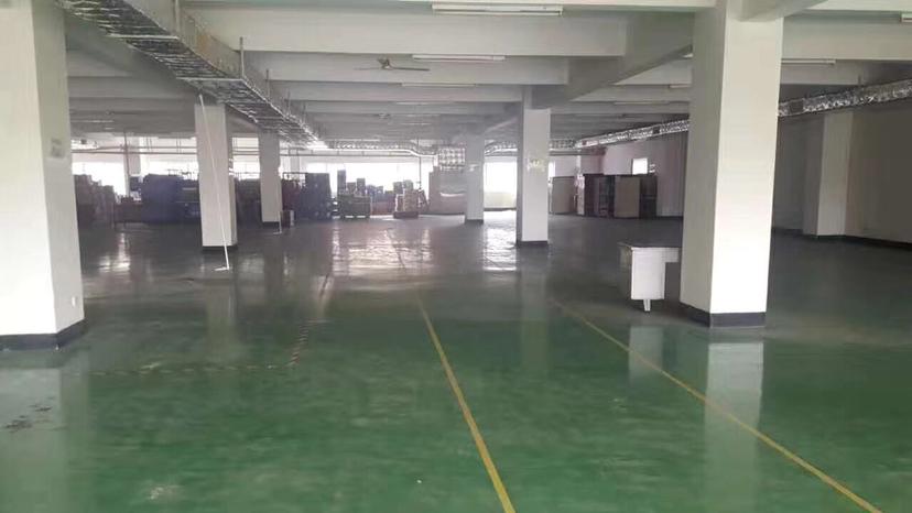 惠城区江北花园式厂房二楼1600平方出租