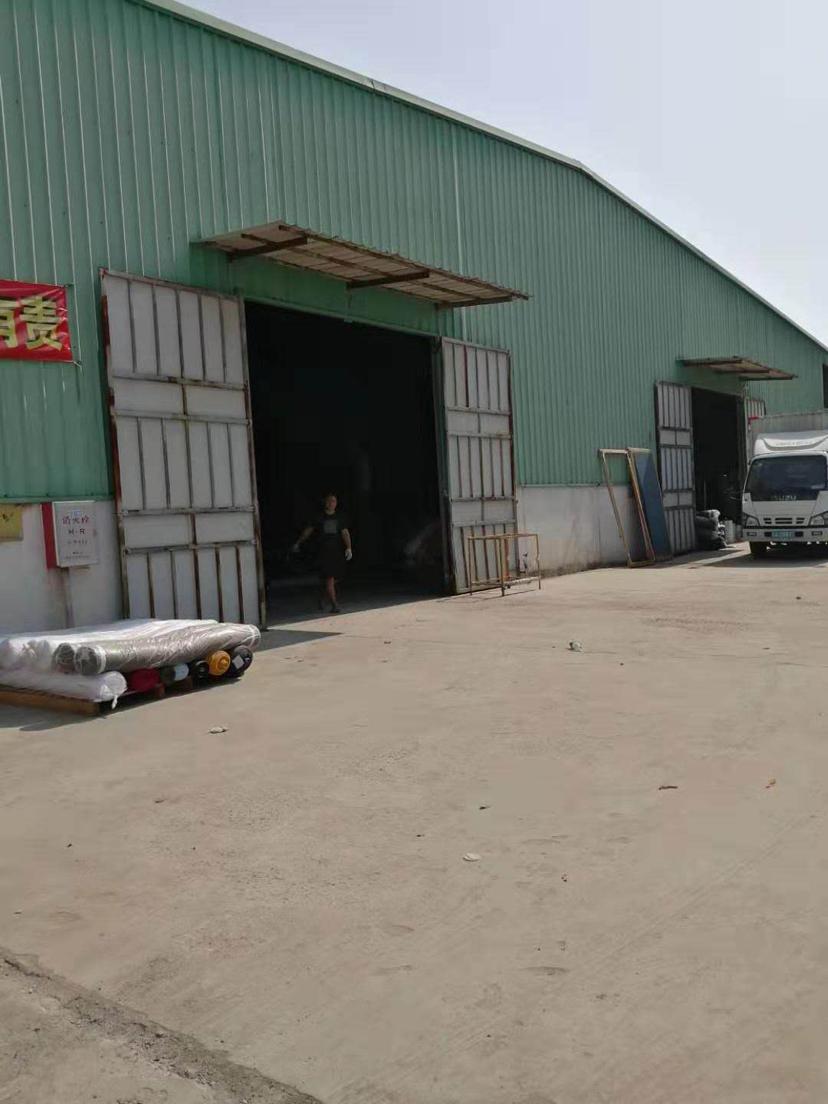 原房东单一层钢结构厂房6000方