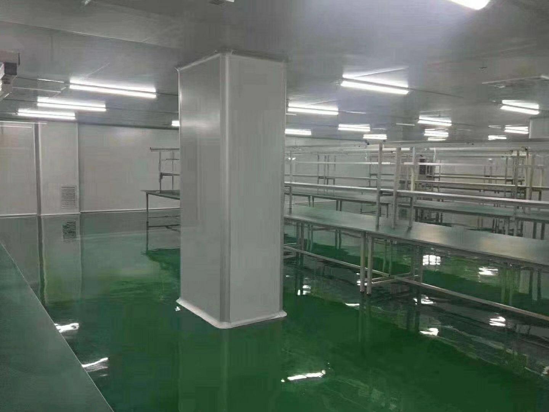 惠城区水口镇大型工业园区无尘车间分租4800平方